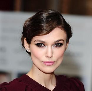 Keira Knightley stars in the film adaptation of Anna Karenina