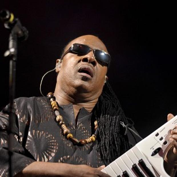 Two people tried to extort millions of dollars from Stevie Wonder