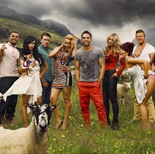 The Valleys follows nine young people as they move in together in Cardiff