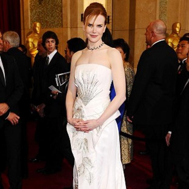Nicole Kidman says she didn't speak to Katie Holmes about her marriage split