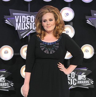 Adele has scored yet another music award for her hit Rol