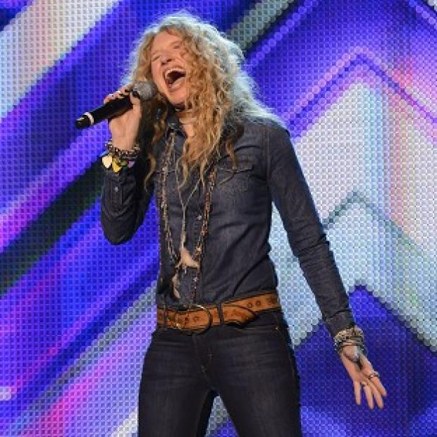 Melanie Masson has been voted off X Factor