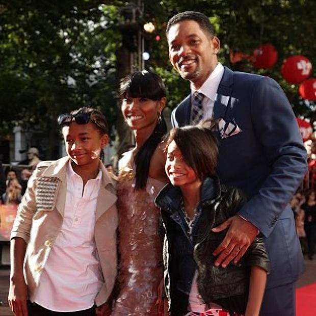Jada Pinkett Smith says she has a great relationship with her children