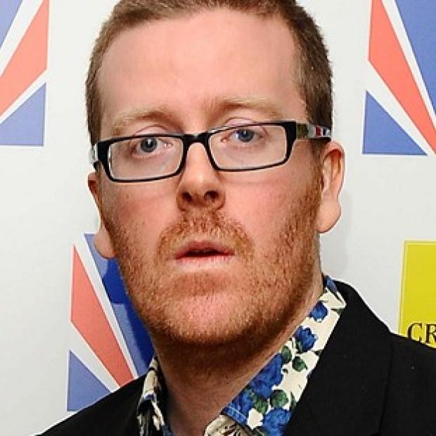 Frankie Boyle has launched a libel case against the Daily Mirror