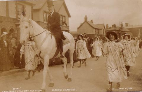 Remember When: The town marked its May Day celebrations in the early 1900s