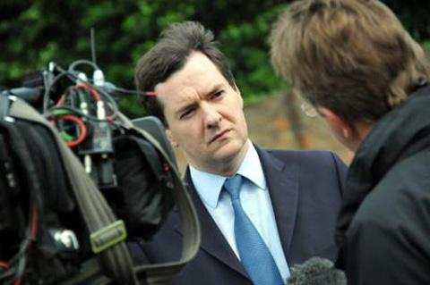 Tatton MP George Osborne