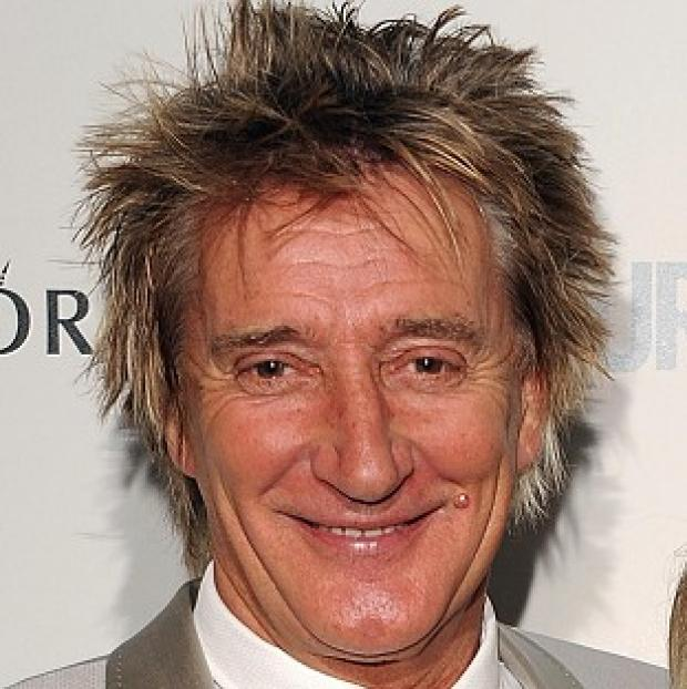 Rod Stewart who has confessed that he almost missed the biggest gig in the world