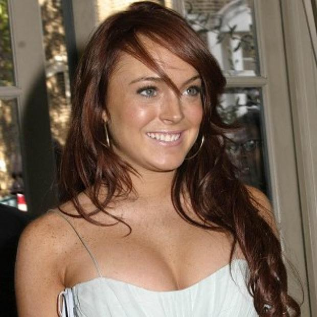 Actress Lindsay Lohan was accused of clipping a man with her car, but the case has now been dropped