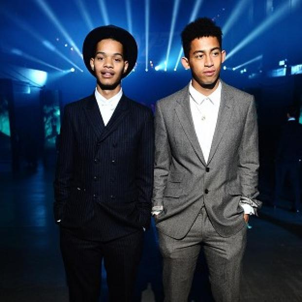 Rizzle Kicks' Jordan Stephens thinks MK1 have a bright future