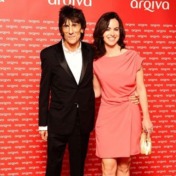 Ronnie Wood is set to tie the knot with Sally Humphreys