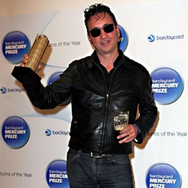 Richard Hawley is one of 12 acts shortlisted for the Mercury Prize