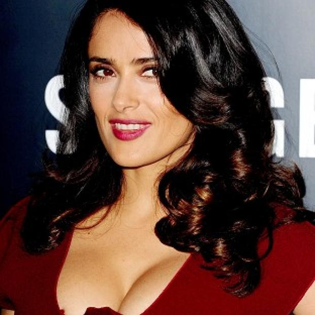Salma Hayek felt bad kissing her good friend Kevin James