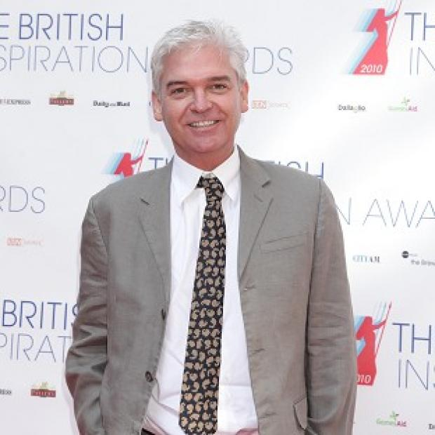 Knutsford Guardian: Phillip Schofield came under fire after he handed David Cameron a list of alleged paedophiles