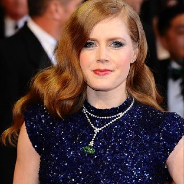 Knutsford Guardian: Amy Adams would be proud just to attend the Oscars