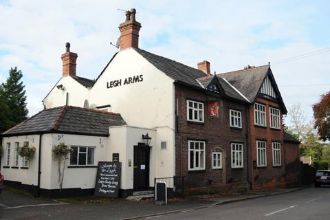Legh Arms reopens but hunt for landlord continues