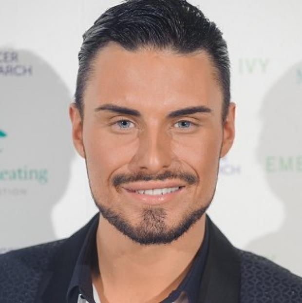 Knutsford Guardian: Rylan Clark could be having Christmas lunch with the Ramsays