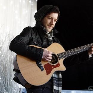 Matt Cardle said he's been too busy to watch much X Factor
