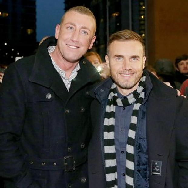 Knutsford Guardian: X Factor judge Gary Barlow and finalist Christopher Maloney will duet on Take That hit Rule The World