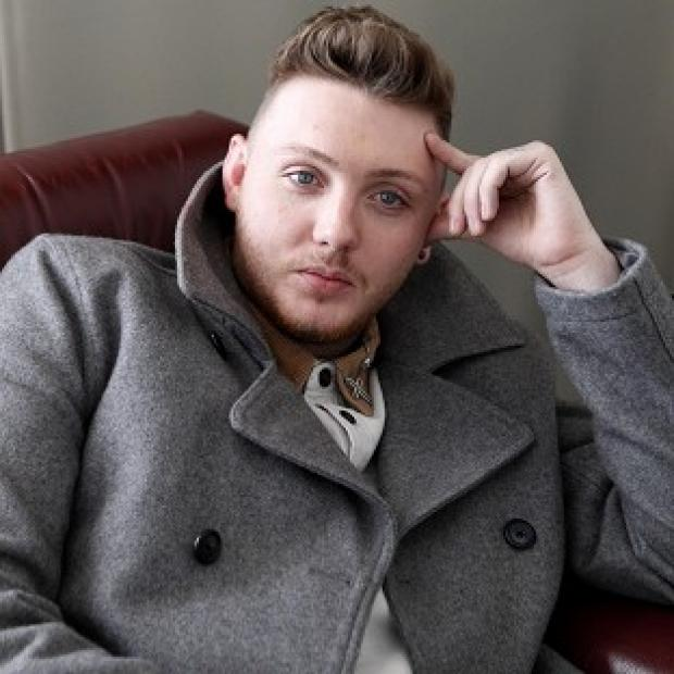 Knutsford Guardian: James Arthur's single Impossible has notched up a sales record for The X Factor