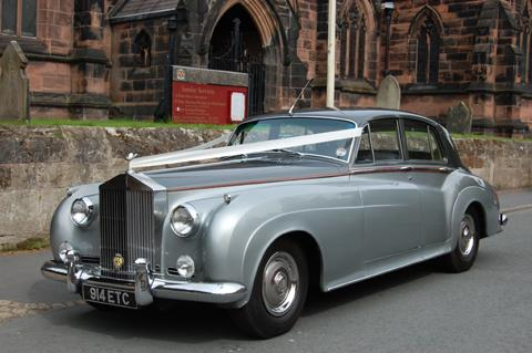 The Rolls Royce Silver Cloud