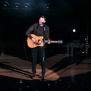 James Arthur's single Impossible looks set to top the