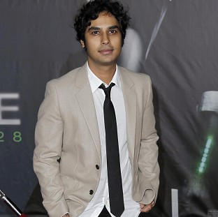 Kunal Nayyar has been surprised by the massive success of The Big Bang Theory
