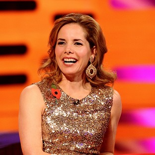 Darcey Bussell has said she finds it odd to sit be