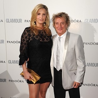 Rod Stewart and Penny Lancaster will spend Christmas at their Essex mansion with their two sons