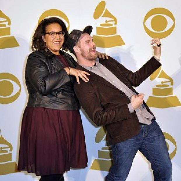 Knutsford Guardian: Brittany Howard, left, and Steve Johnson of Alabama Shakes (Donn Jones/Invision/AP)