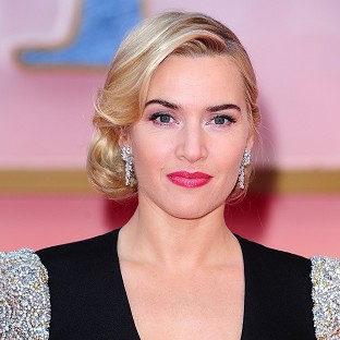 Kate Winslet is apparently planning a trip into space