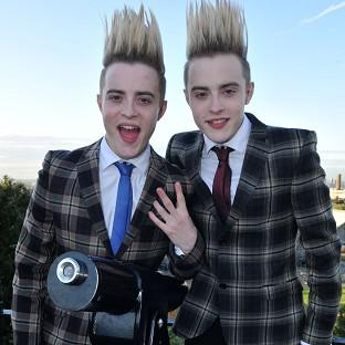 Jedward would like to work with Justin Bieber
