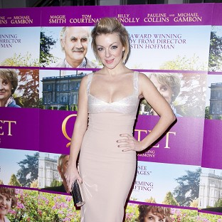 Sheridan Smith would like more film roles, although her real love is theatre