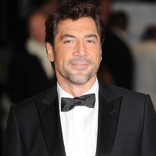 Javier Bardem has a Bafta nomination for his Bond role