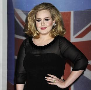 Knutsford Guardian: Adele is delighted with her Oscar nomination for Skyfall