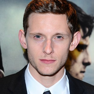 Jamie Bell is expecting a baby with Evan Rachel Wood