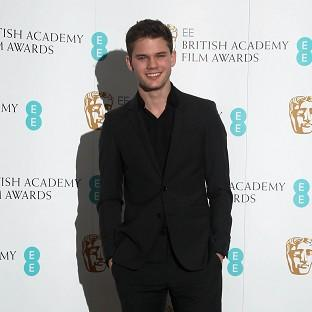 Jeremy Irvine says he no longer gets embarrassed when he tells people he's an actor