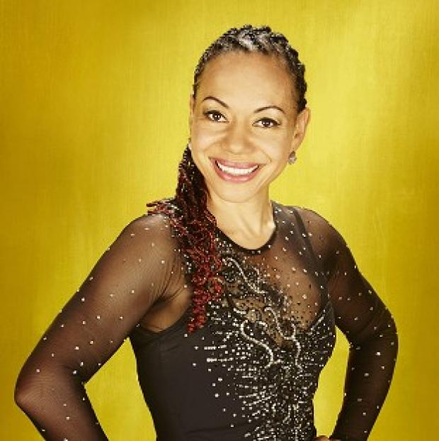 Oona King has left Dancing On Ice