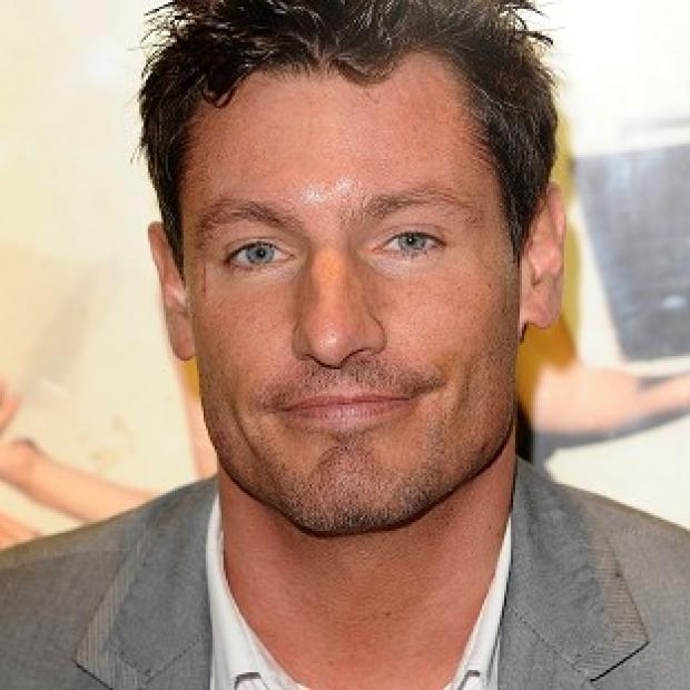 Dean Gaffney has been injured in a car accident
