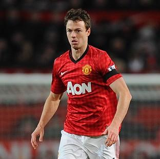 Knutsford Guardian: Jonny Evans has been sidelined with a hamstring injury but could return this weekend