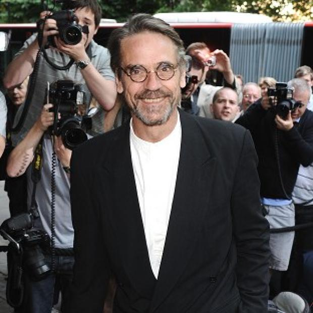 Jeremy Irons stars in two new films this year