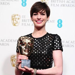 Anne Hathaway fancies an awards 'shed'