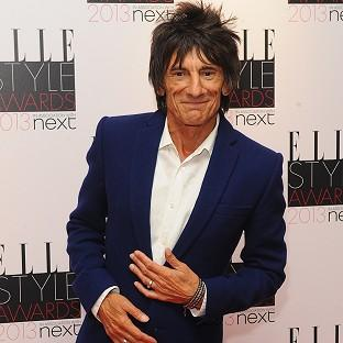 Ronnie Wood would love to headline Glastonbury