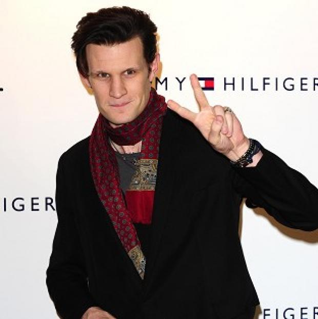 Knutsford Guardian: Matt Smith could make his exit in the planned Doctor Who 50th anniversary special