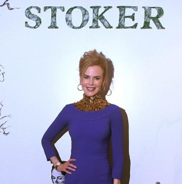 Nicole Kidman at a special screening of Stoker at The Curzon in Mayfair, London