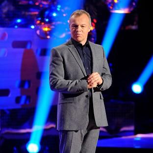 Graham Norton is attempting a chat show world record for Comic Relief