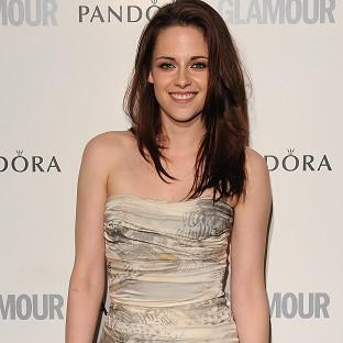 Kristen Stewart came top of the poll by MenKind