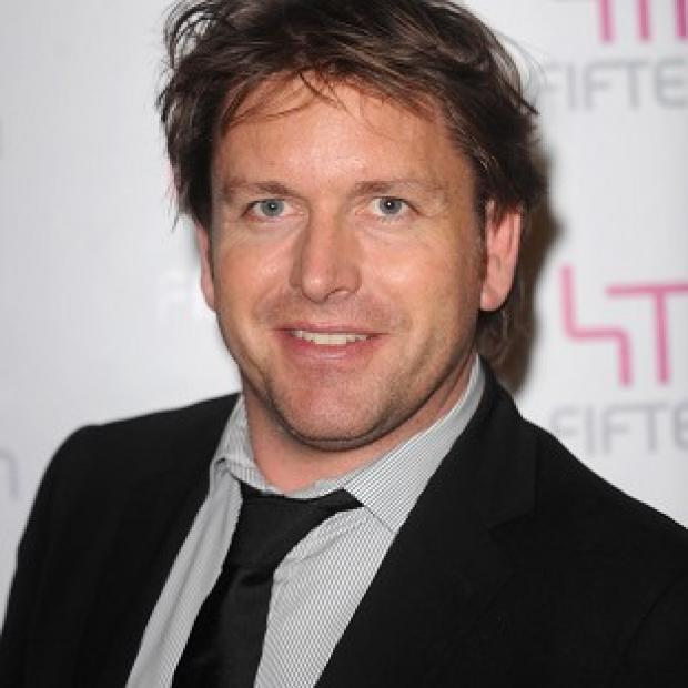 James Martin hosts a new baking show on Good Food