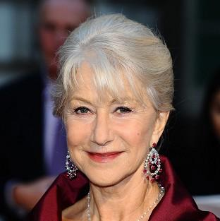 Dame Helen Mirren played the Queen at the Gielgud Theatre