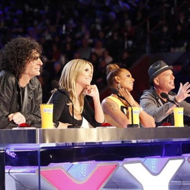 Mel B has already been ruffling feathers on America's Got Talent