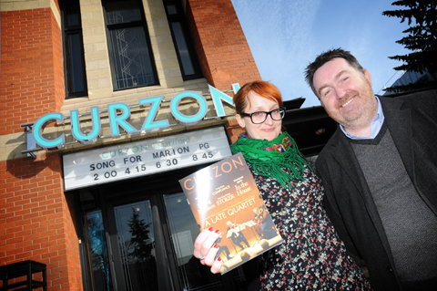Curzon cuts cinema seat prices